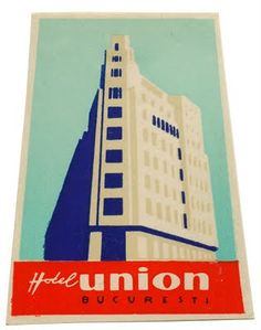 Hotel Union, Bucharest