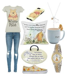 """""""Untitled #51"""" by superstar1304 ❤ liked on Polyvore featuring Vans, Belk Silverworks, eWatchFactory, women's clothing, women, female, woman, misses and juniors"""