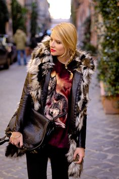 She wolf in Rome...