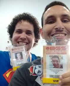 Diário de um gamer na Brasil Game Show - #1