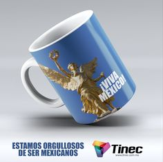 #Taza #TazaMáxico #México #TazaBlanca #Taza11Oz #TazaDeSublimación