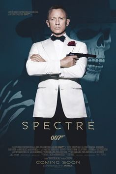 Daniel Craig's future as James Bond could be in jeopardy.: Daniel Craig's future as James Bond could be in jeopardy… 007 Contra Spectre, Spectre 2015, 007 Spectre, Daniel Craig James Bond, Craig Bond, Craig David, Ben Whishaw, Ghosts, Movie Posters