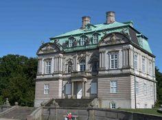Eremitagen Castle, Denmark