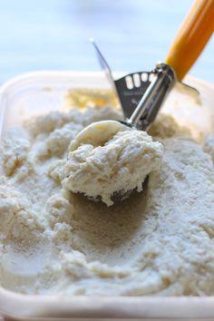 Frozen Lemon Crumb Mousse