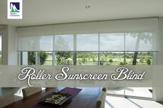 Marvi Interiors provides roller sun screen blinds with perfect colors and flawless finishes to suit your window size and taste. Blinds And Curtains Living Room, House Blinds, Fabric Blinds, Window Sizes, Bamboo Blinds, Mini Blinds, Roman Blinds, Suit, Windows