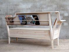 På Sofflocket Sofa by Nilsson, Westin, Frode