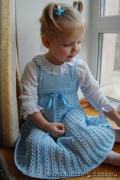 nice dress for little girl