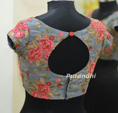 Latest Simple Blouse Work Designs Coolmine Community School 100 Blouse Designs Best Stunning Latest Saree Blouse Neck Here S A Look At New Style Blo. Blouse Designs High Neck, Simple Blouse Designs, Stylish Blouse Design, Fancy Blouse Designs, Boat Neck Designs Blouses, Latest Blouse Designs, Simple Blouse Pattern, Latest Blouse Patterns, Indian Blouse Designs