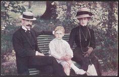 King Haakon & Queen Maud of Norway (nee Princess Maud of Wales), Part II