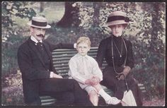 King Haakon & Queen Maud of Norway (nee Princess Maud of Wales), Part II