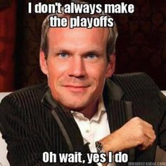 "Nicklas Lidstrom - Detroit Red Wings, code name ""The Perfect Human"" Detroit Hockey, Detroit Sports, Hockey Memes, Sports Memes, Go Red, Go Blue, Hockey Season, Sports Fanatics, Nhl Players"