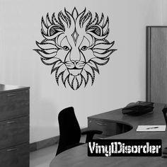 Graceful Zodiac Wall Decal - Vinyl Decal - Car Decal - DC 8036