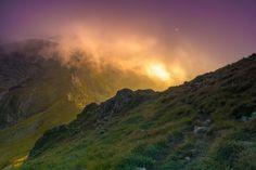 Misty sunset by Pletea Andrei on 500px