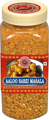 JRC Aloo Sabzi Want to turn the humble aloo into a special dish your guests won't have enough of? You need JRC Aloo Sabzi Masala. It's a whole lot of goodness in a small packet. Nearly nullifies the heaviness of the potato & makes it easier to digest. Open the pack & smell the freshness! Best Quality Masala prepared from Natural & Fresh Spices.... You & your family will love the taste.......Millions have applauded JRC spices in last 6+ decades Join our group…