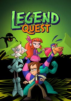 Netflix's 'Legend Quest' is enjoyable for adults and reminds Latino kids that they matter