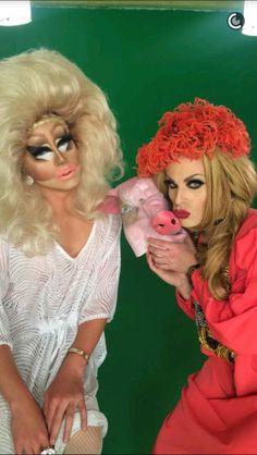 131 Best trixie  katya images  Rupaul drag queen Drag