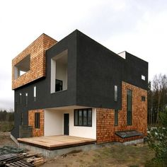 Low energy Villa Kram House by Natalia & pelle Sorensen
