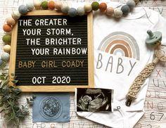 IVF pregnancy Announcement, Rainbow Baby, Pregnancy After Loss Baby Surprise Announcement, Rainbow Baby Announcement, Cute Baby Announcements, Creative Pregnancy Announcement, Baby Announcement Pictures, Pregnancy Announcement To Husband, Surprise Pregnancy, Pregnancy Announcement Photography, Ivf Pregnancy