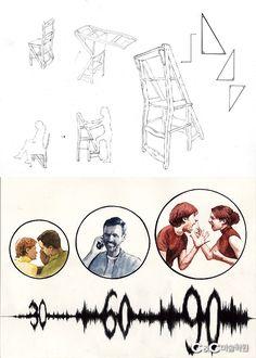 C&C미술학원 Illustration, Art, Design