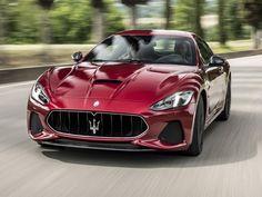 Den Dreizack angespitzt: Maserati GranTurismo und GranCabrio Facelift