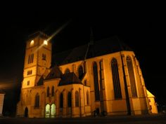 Bardejov, Basilica Minor St. Egidius Places To Travel, Destinations, Holiday Destinations, Travel Destinations