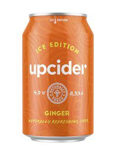 Suosikkisiideri Hartwall Upcider® tuo kevääseen tuulahduksen kaukoidän mausteisia makuja. Trendikkäät uutuusmaut Ginger ja Lemongrass on pakattu innovatiivisiin   Thermo inc -tölkkeihin, jotka kertovat, milloin siideri on täydellisen kylmää nautittavaksi.