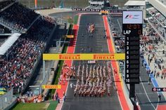 Austin Welcomes Formula 1 Racing Again, read more at www.tcphouses.com #TCPRealEstate
