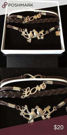 Ashley Bridget bracelet New!  In box! Ashley Bridget bracelet Ashley Bridget Jewelry Bracelets