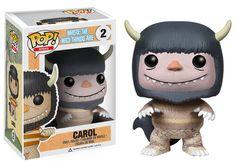 Pop! Books: Where the Wild Things Are - Carol | Funko B&N/amazon