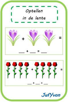 Planting Flowers, Activities For Kids, Homeschool, Teaching, Spring, Crowns, Flowers, Children Activities, Kid Activities