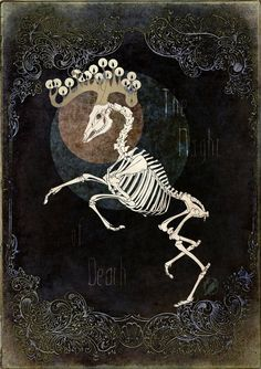 The Night of Death by DeerDandy (Ellen of the Ways)