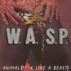 WASP - Fuck Like a Beast...Is coming to Väsby rock festival...WOW