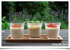 Panna cotta sans gélifiant classique, au four ou en Multi-Délices, crème classique ou soja | Nuage De Farine