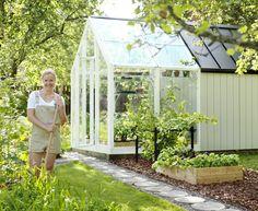 De Kekkilä Shed is veel meer dan zomaar een tuinhuis