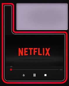 Han Altena Watchfaces : Netflix screen for Apple Watch 2016