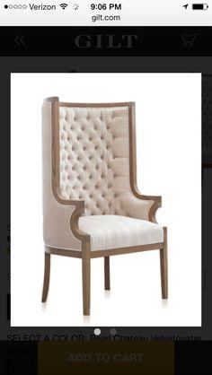 Love this chair!!