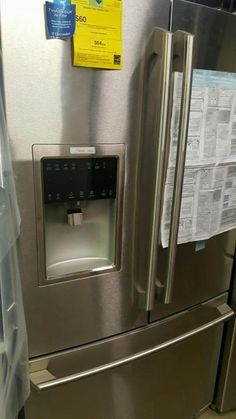 electrolux ei27bs16js french door with iqtouch controls electrolux french door pinterest french door