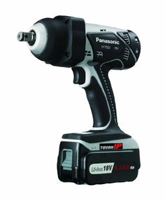 Cordless High Torque Impact 18V  . Just saw this at a technology show and it's pretty amazing.  You can adjust the torque settings and it will stop at that setting.