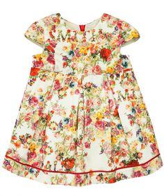 Baby Bohemian Floral Print Dress, Paul Smith Junior