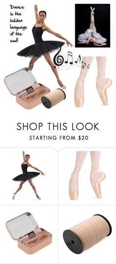 """Keep Calm and Dance Ballet"" by shoppingblitz ❤ liked on Polyvore featuring Bloch and Benzara"