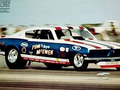 photos of skulker cuda funny car | Details about 1969 PLYMOUTH BARRACUDA FUNNY CAR-TOM McEWEN-NHRA DRAG ...