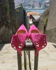 Buy at www.meenugraziani.com Shoe Collection, Heels, Stuff To Buy, Fashion, Moda, Shoes Heels, Fasion, Heel, Trendy Fashion