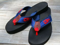 Lobster Flip Flops at A&L HOME
