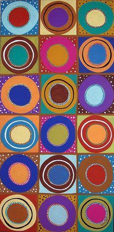 Circles In Squares: Karla Gerard
