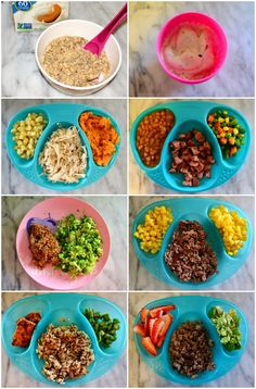 DETTE CAKES: Feeding the Babe {Toddler Meals}