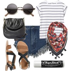 """summertime"" by lecron on Polyvore"