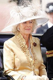 """Camilla, Duchess of Cornwall looking more comfortable in her role as WIFE of the Prince of Walesk ohh so sad, now Diana is merely a 'footnote in British history!' *Diana, mother to William and Harry"""" Camilla Duchess Of Cornwall, Duchess Of Cambridge, Royal Family Portrait, Windsor, Queen Hat, Royal Uk, Camilla Parker Bowles, Isabel Ii, Royals"""