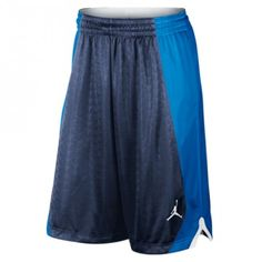 huge selection of 371b1 5bc47 Short de basket Jordan Flight bleu roy