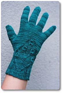 Wood Elves Gloves by Christelle Nihoul - free