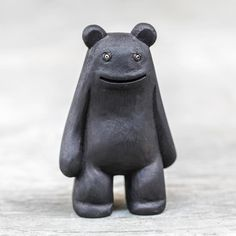 Clay Monsters, Ceramic Monsters, Clay Projects, Whittling Projects, Whittling Wood, Ceramics Projects, Wood Carving Art, Stone Carving, Wood Art